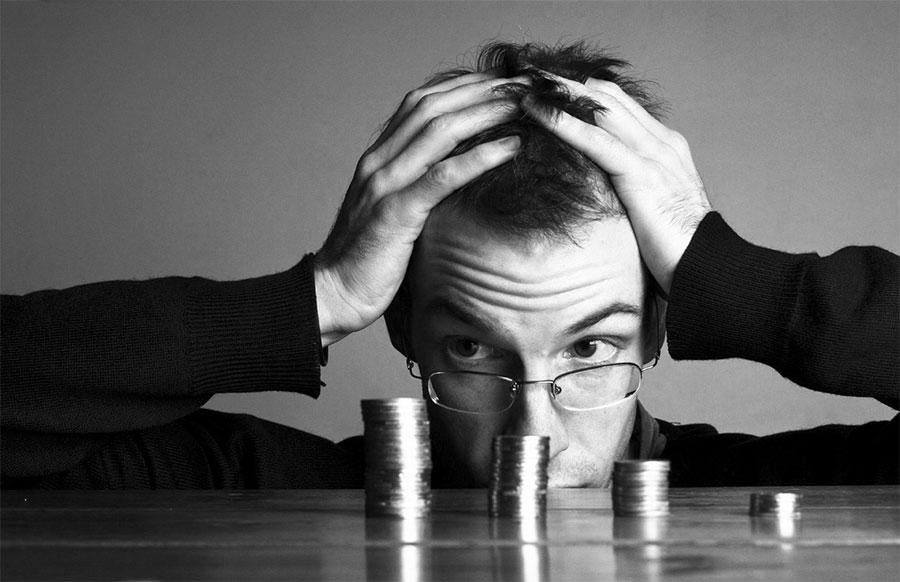 Признаки банкротства физического лица - неплатежеспособность гражданина