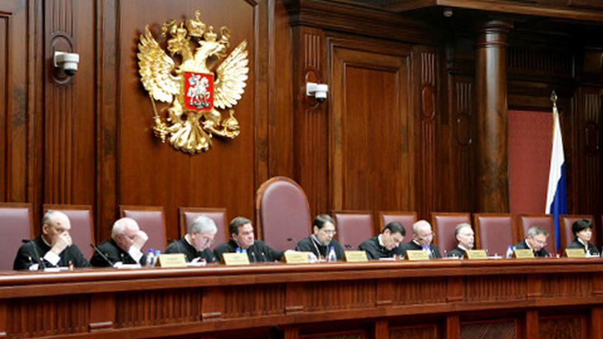 Детей полковника-банкрота защитил Верховный суд