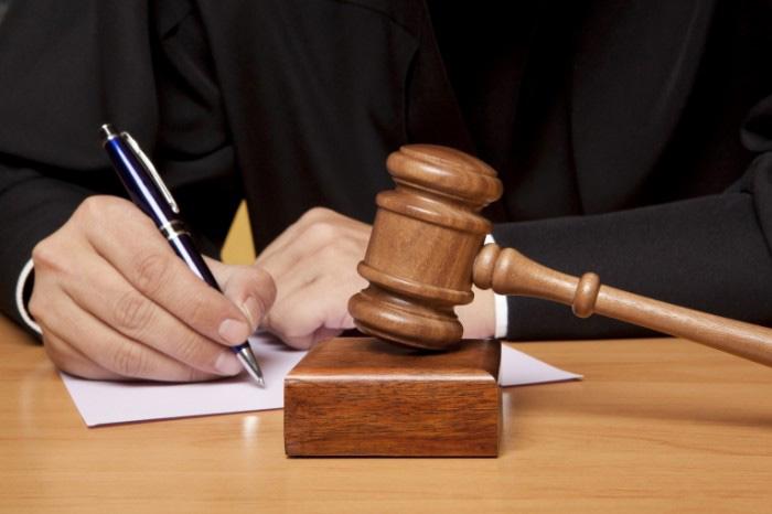 Подал ли банк в суд