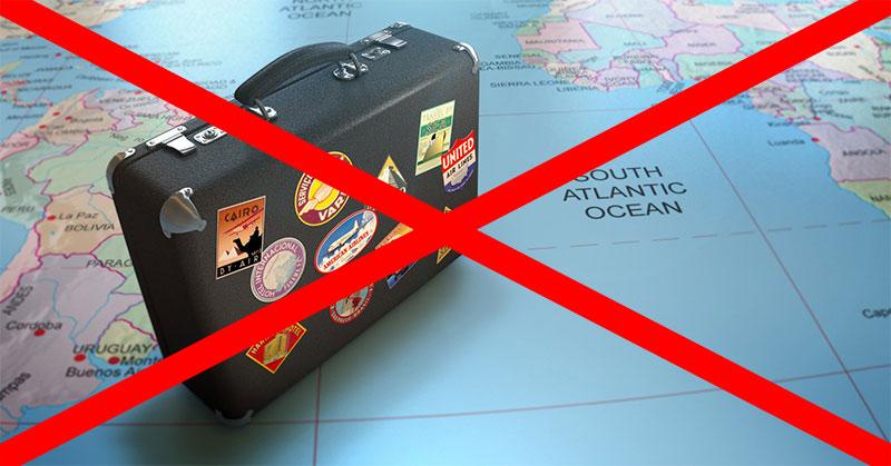 Ограничения при банкротстве физических лиц. Выезжать за границу.