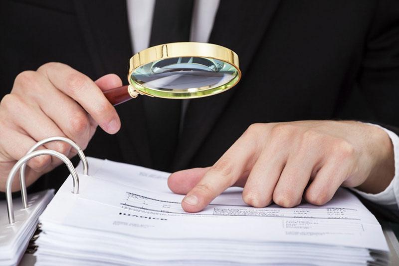 Проверка на банкротство физических лиц. Результаты проверки