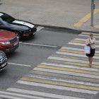 Выросли штрафы водителей, не пропустивших пешеходов
