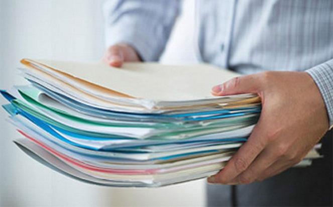 Расходы на получение документов