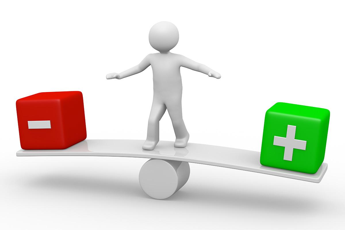 Плюсы и минусы для должника при банкротстве физ лиц